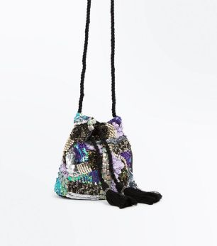 blue-embellished-patchwork-mini-bucket-shoulder-bag